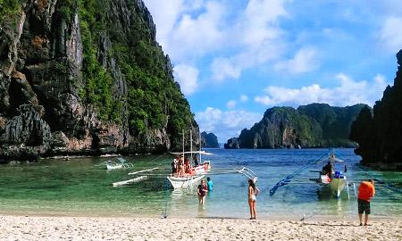 Greenviews Resort at El Nido, Palawan, Philippines